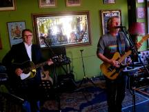 Difford and Tilbrook - 21 May 2017 - live at The White Swan, Charlton - photo by Colin Bodiam