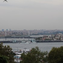 View from the Topkapi Palace