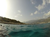 Diving in Kas, by Packing my Suitcase.