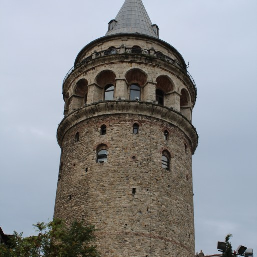 Galata Tower, Istanbul, by Packing my Suitcase