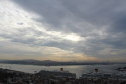 View from the Galata Tower, Istanbul, by Packing my Suitcase