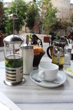 Lemon and Honey tea