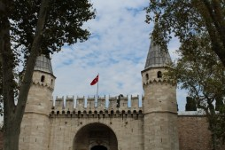 Topkapi Palace, Istanbul, by Packing my Suitcase.