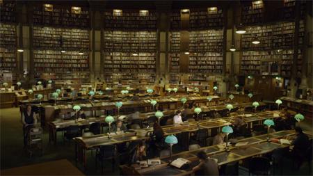 Résultat d'images pour bibliothèque américaine