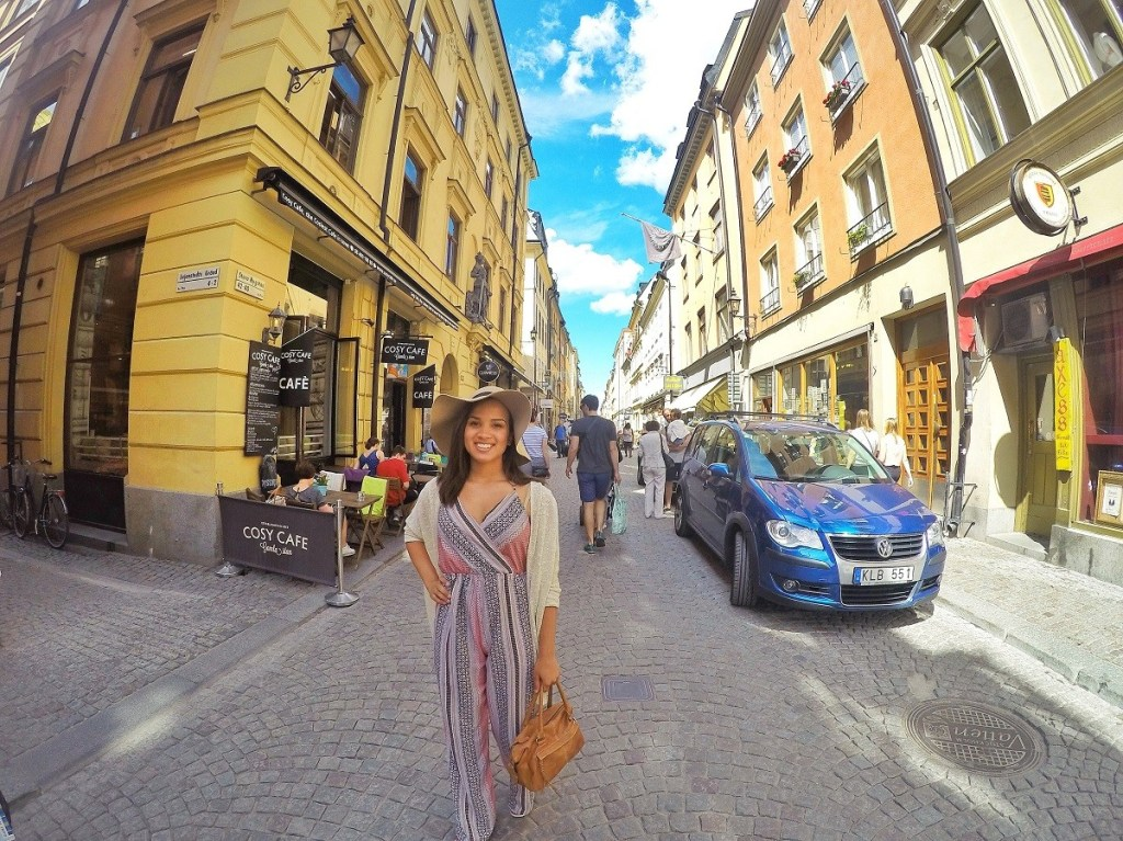 A Walk Through Stockholms Old Towne