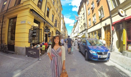 Gamla Stan Sweden Travel | Packs Light