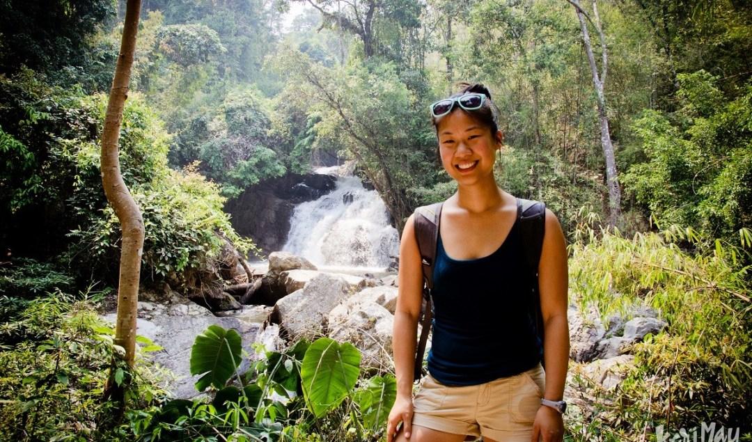 Trekking in Thailand