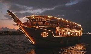 Dhow Cruise Dubai Creek | Groupon