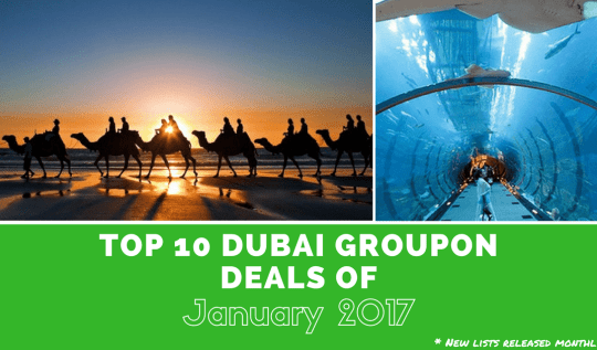 Groupon Deals | Jan 2017 Pin