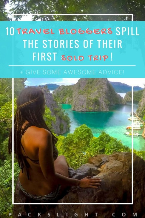 10 Travel Bloggers spill the stories of their first trips: why, how old they were, where they went, and whether it was a home-run, or they wanted to run home!