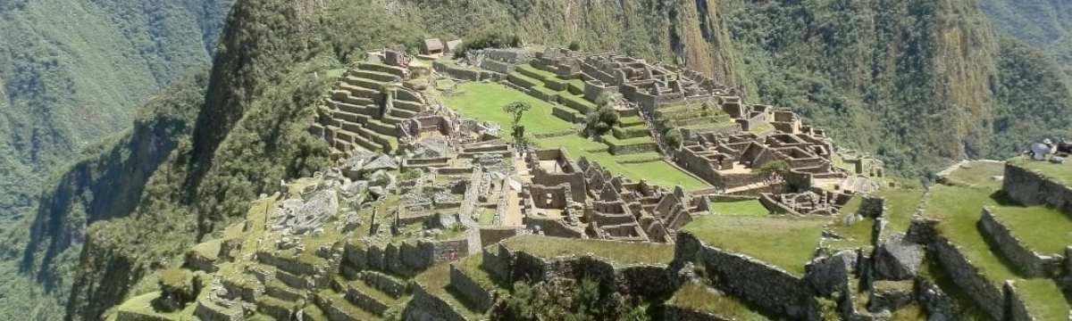 Cruise Excursion: Journey to Machu Picchu, Peru