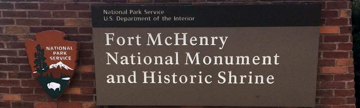 Our Visit to Fort McHenry National Monument and 'The Star-Spangled Banner'