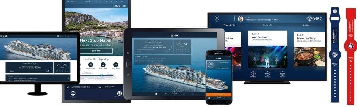MSC Cruises Launches a New Generation of Digital Connectivity with 'MSC for Me'