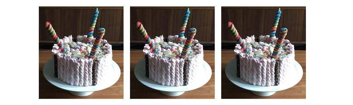 Recipe: Easy Showstopper 'Sweeties' Sponge Cake (Made Entirely by an 8 Yr Old)