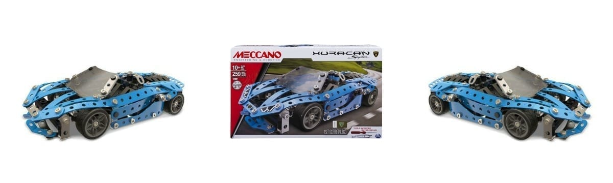 Review: Meccano Huracan Spyder by Spin Master