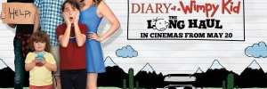 Review: Diary of a Wimpy Kid – The Long Haul