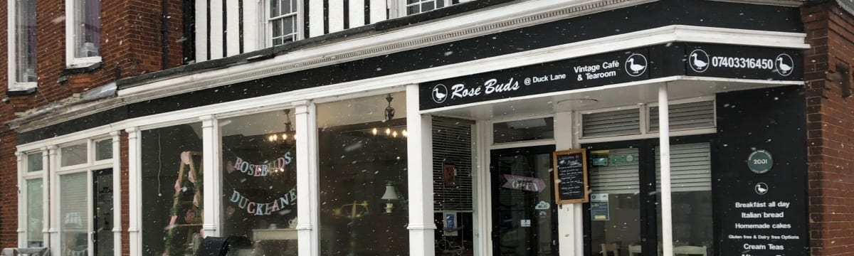 Escaping the Snow at Rose Buds @ Duck Lane