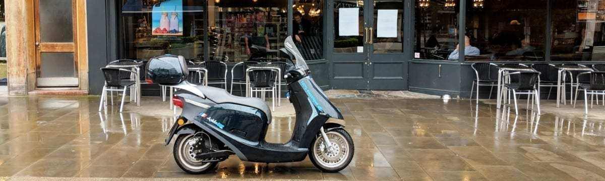 ECCity 50 Electric Moped: The Green and Economic Commute