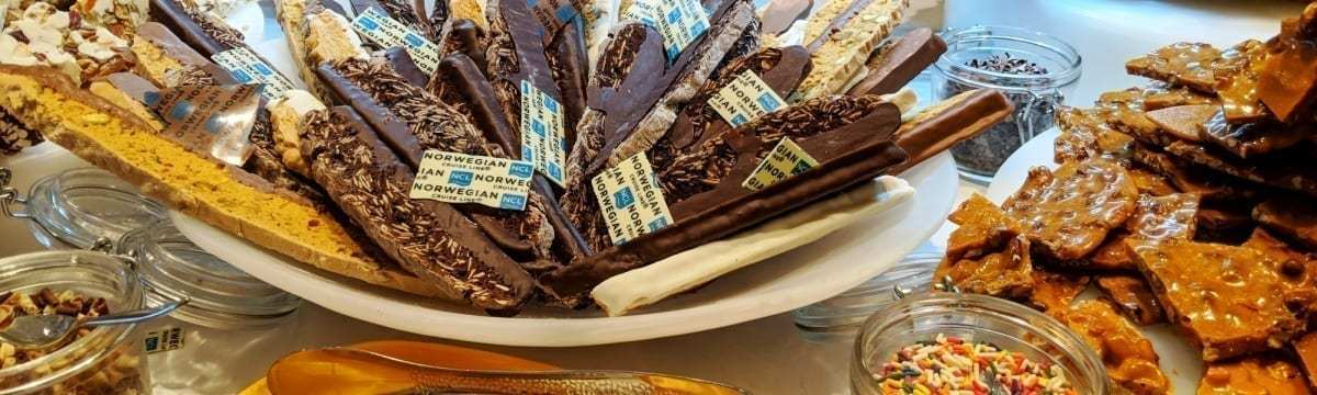 Norwegian Bliss: Food, Glorious Food – and Dining Options Galore!