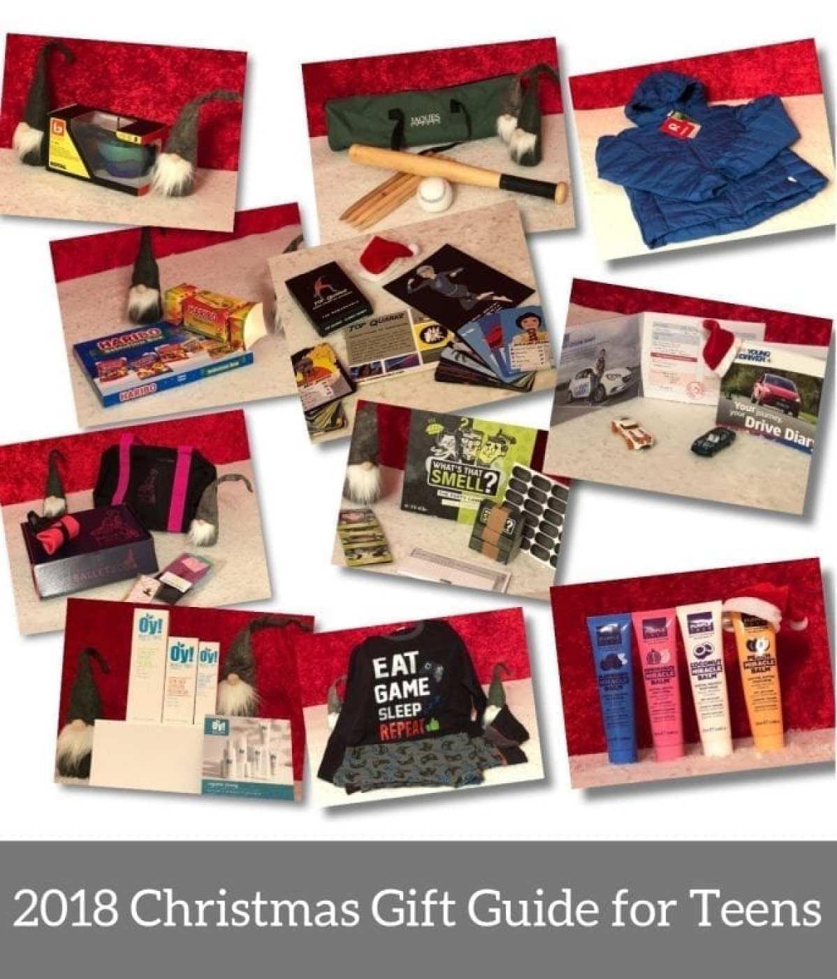 Christmas Gift Guide 2018.2018 Christmas Gift Guide For Teenagers Packthepjs
