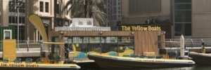 The Yellow Boats 99 Minutes Original Tour Dubai Marina, UAE