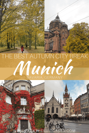Munich in October: the best autumn break | PACK THE SUITCASES