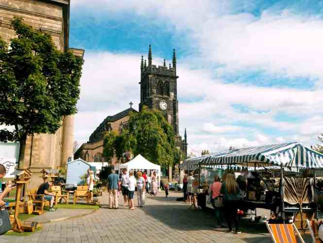 A guide to the Macclesfield Treacle Market | PACK THE SUITCASES