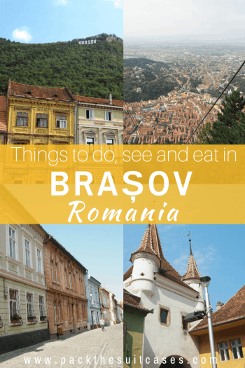 Things to do in Brasov, Romania | PACK THE SUITCASES