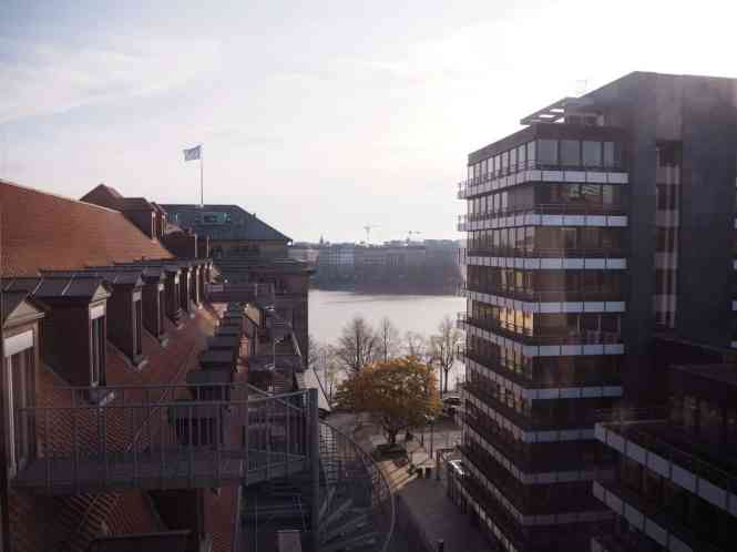 Where to stay in Hamburg: a review of Hotel Baseler Hof | PACK THE SUITCASES