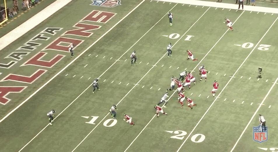 One Big Play: Falcons vs. Seahawks