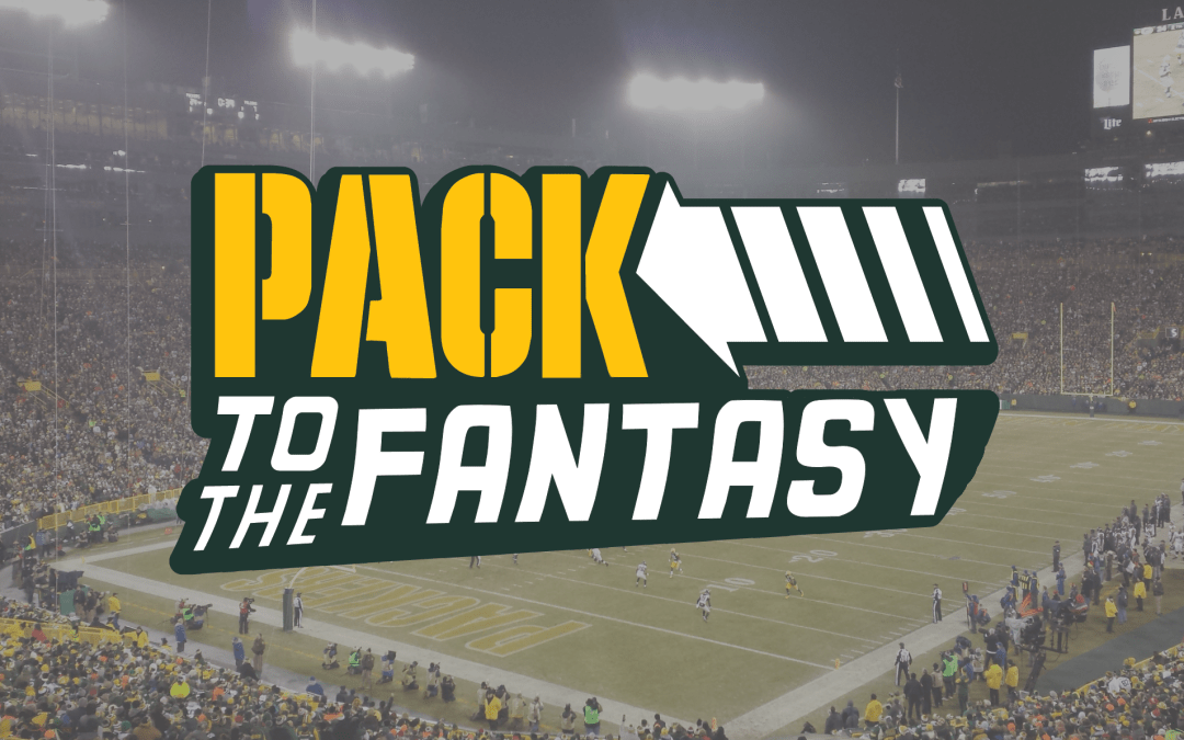 Pack to the Fantasy – Week 1 Bears @ Packers Fantasy Preview