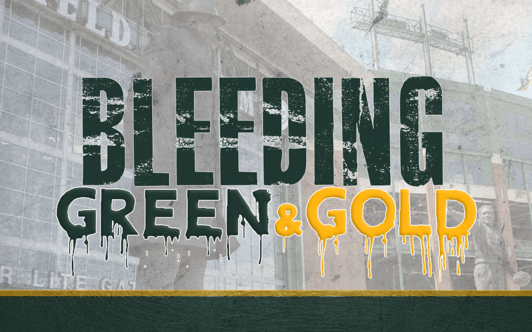 Bleeding Green & Gold: Bears Get What They Deserve!