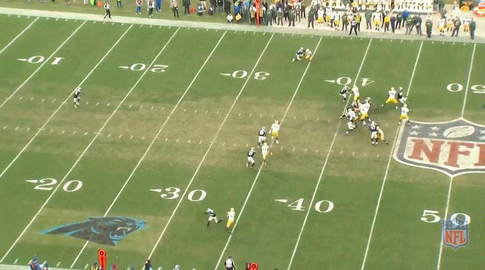 One Big Play Week 15 – Carolina Panthers