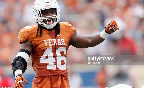 Scouting Report: Malik Jefferson – ILB, Texas