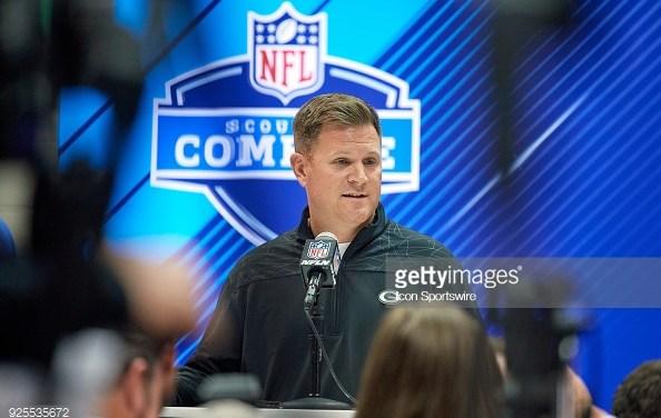 NFL Draft Will Put a Spotlight on Brian Gutekunst