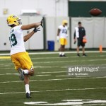 Packers Added Speed and Height with Three Wide Receivers Drafted