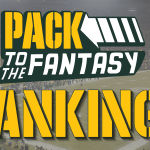 Pack to the Fantasy – Weekly PPR Rankings – Week 2