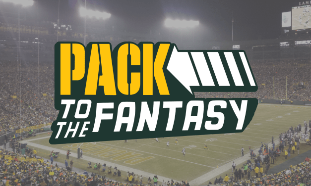 Pack to the Fantasy – Start 'Em/Sit 'Em – Week 11