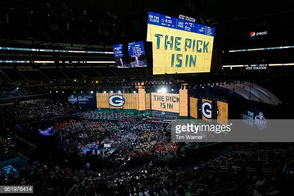 Packers Mock Draft 1.0, Rounds 1-3