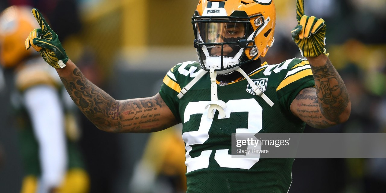PACKERS ROSTER CONSTRUCTION 2021 & BEYOND PART 9: Cornerbacks
