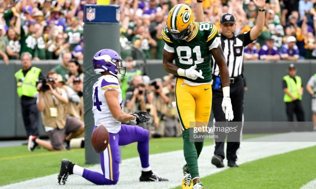 How Problematic is the Packers Slight Lack of Talent at Wideout?