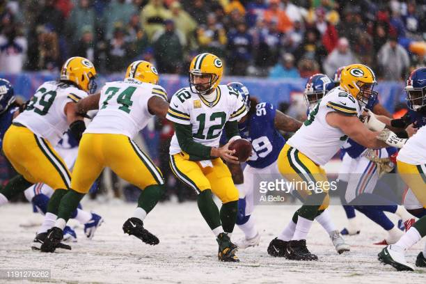 Packers – Giants Quick Hits