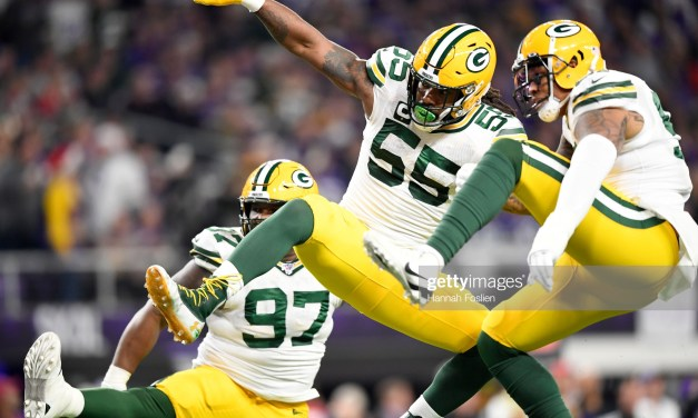 Packers Defense stands Tall when it counts