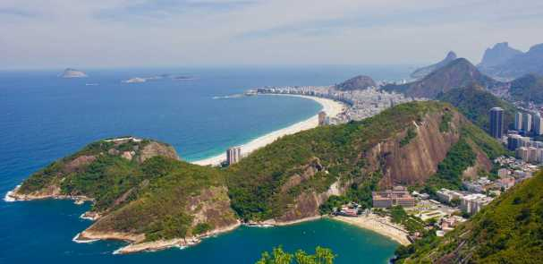 Everything About Rio's Beaches