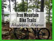 Iron Mountain Bike Trails Arkadelphia, Arkansas