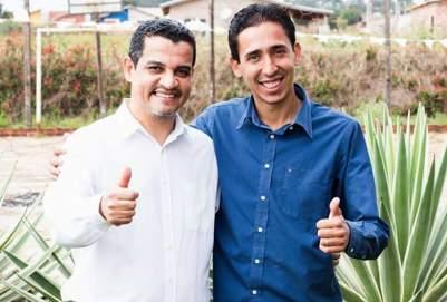 Nilson Soares  e Nelson Junior