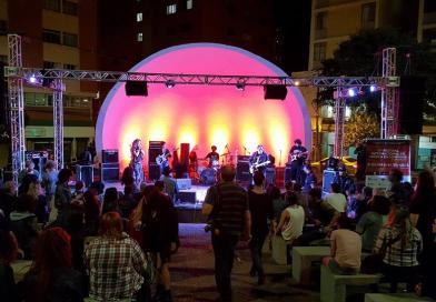 Canja Cultural: Dia Mundial do Rock reúne 8 bandas na Concha Acústica de Londrina