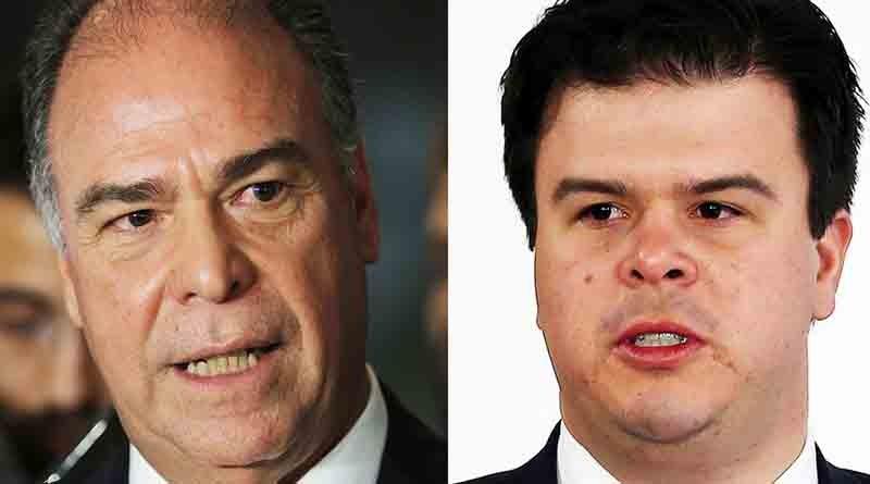 Ex-líder do governo Dilma e agora líder do governo Bolsonaro, Fernando Bezerra é acusado de receber 5 mi de empreiteiras