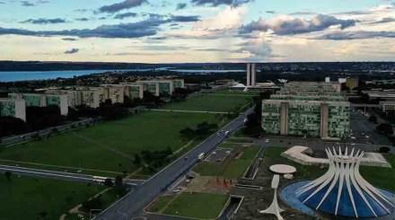 esplanada dos ministérios brasilia