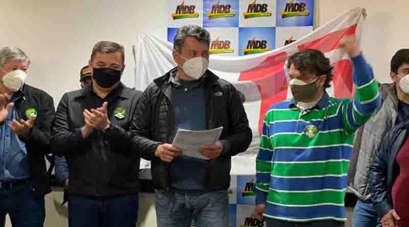 Anibelli Neto vence Requião e é o novo presidente do MDB